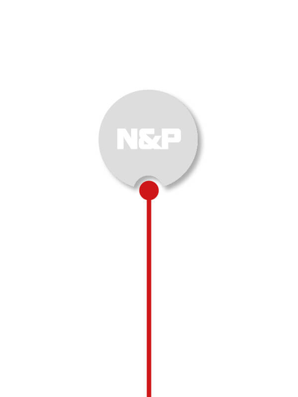 N&P-Grafik Logo